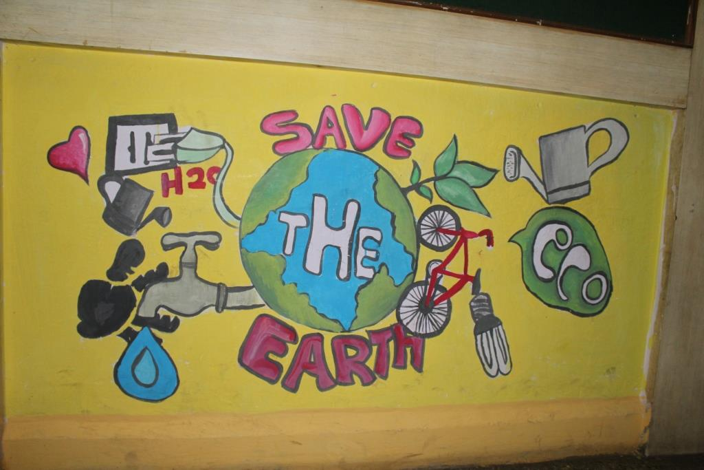 Wall Painting - LFHSchool