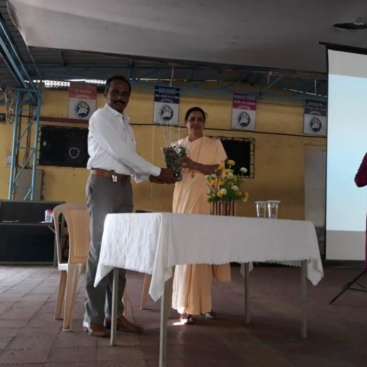 Dr. Sam Seminar for parentsa of KG 18-19